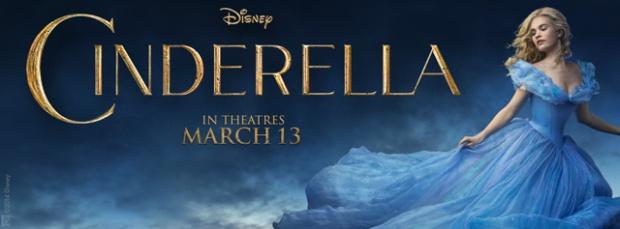 Cinderella Official International Trailer #1