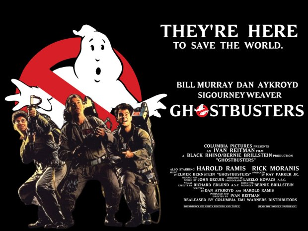 Episode 49 - Ghostbusters – The Awesome Movie Podcast