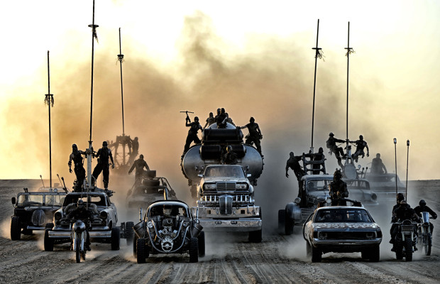 Mad Max: Fury Road Official Trailer #1