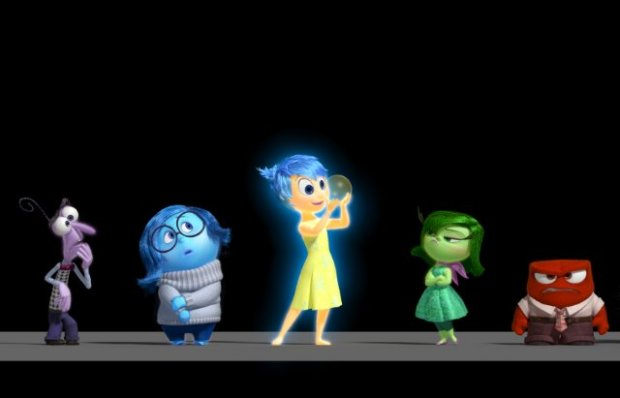 Inside Out Official Trailer #1