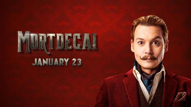 Mortdecai Review