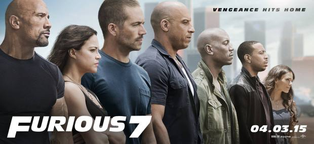 Fast & Furious 7 – Official Trailer 2