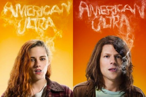 American Ultra Red Band Trailer