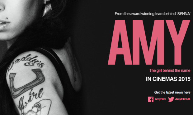 Amy Official Trailer #1
