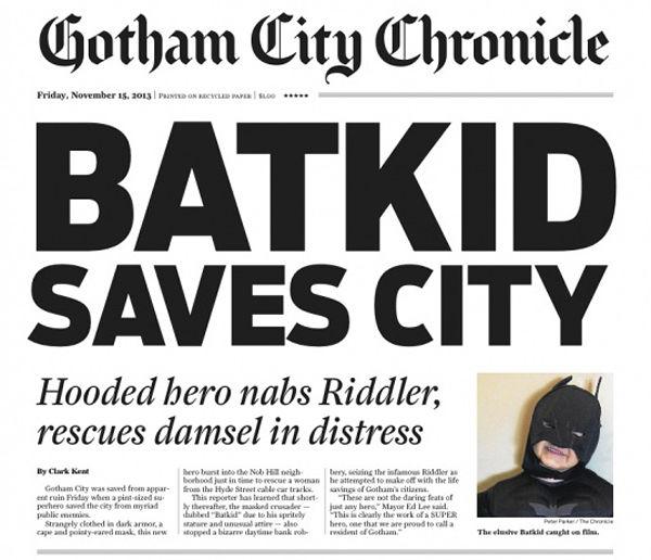 Batkid Begins Official Trailer #1