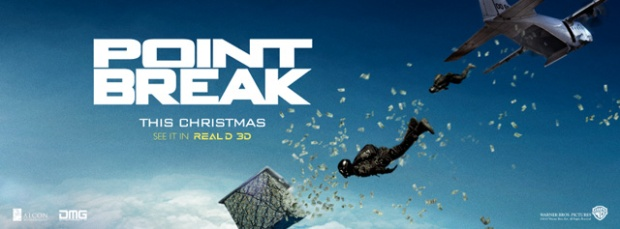 Point Break – Official Trailer